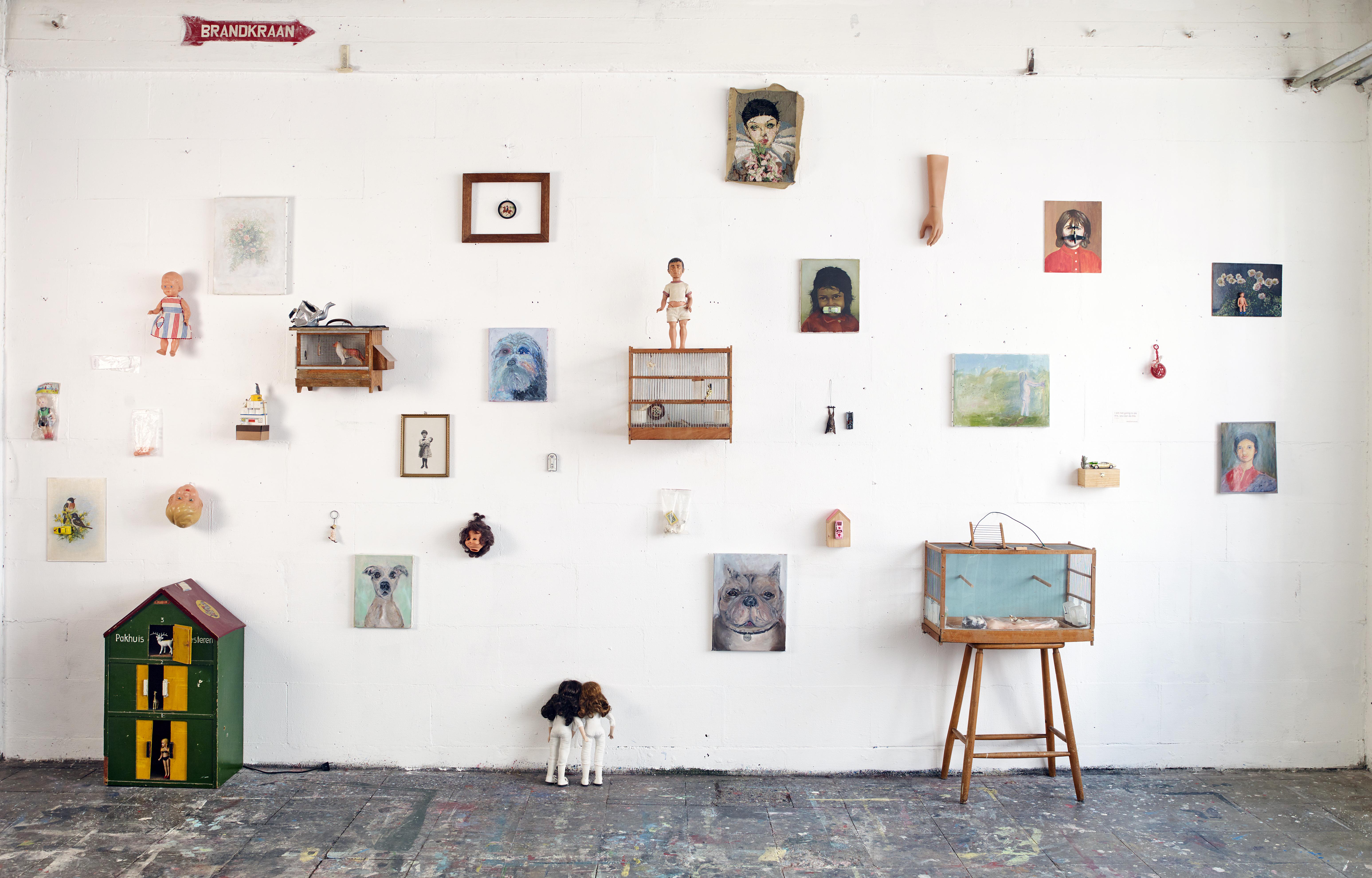 De Wand van Lieke Tripaldelli