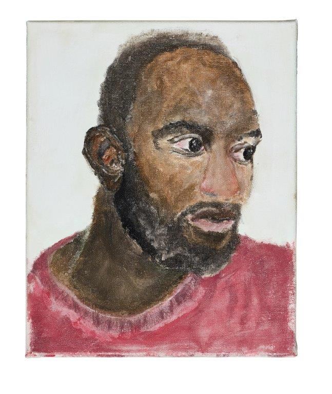 Lieke Tripaldelli - portretten - Baard