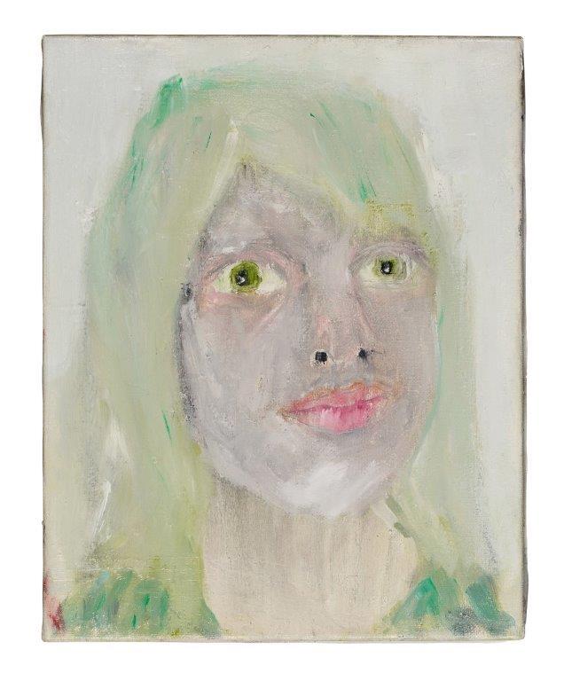 Lieke Tripaldelli - portretten - Pink
