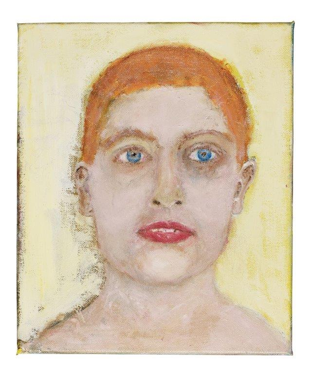 Lieke Tripaldelli - portretten - Red 1
