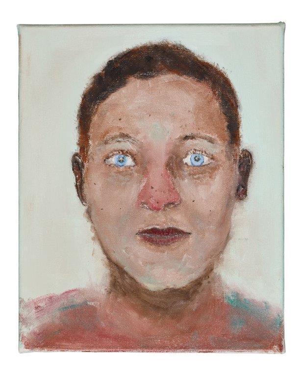 Lieke Tripaldelli - portretten - Red 2